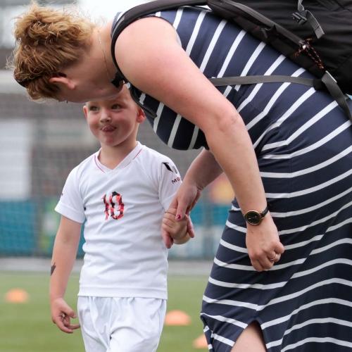 Voetbal: Ouders